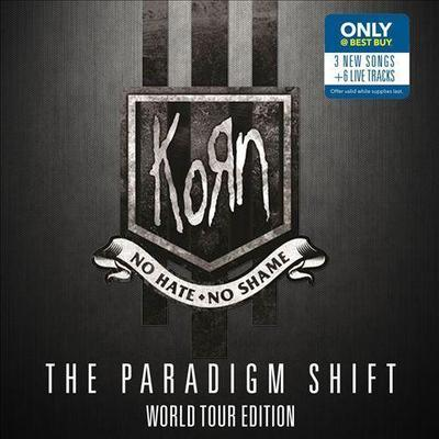 Korn - The Paradigm Shift [World Tour Edition] (2014) .mp3 - 320kbps