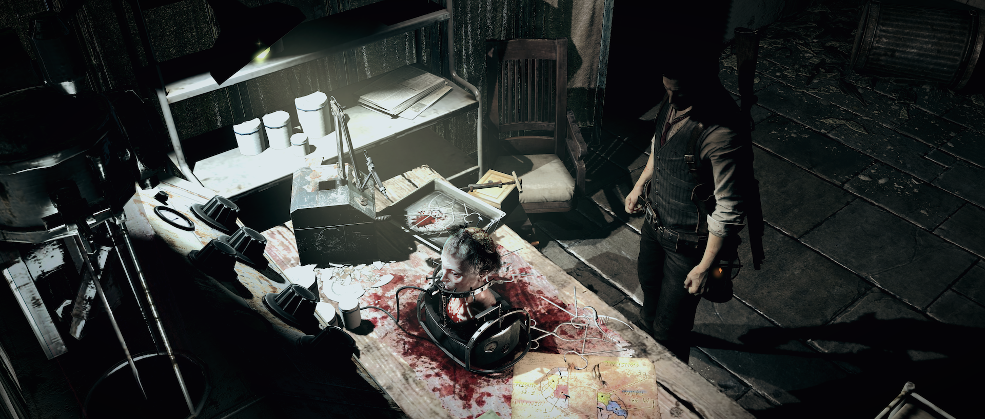 The Evil Within Screen 3