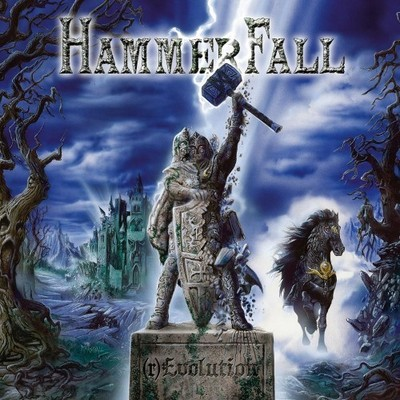 HammerFall - (r)Evolution (2014) .mp3 - 320kbps