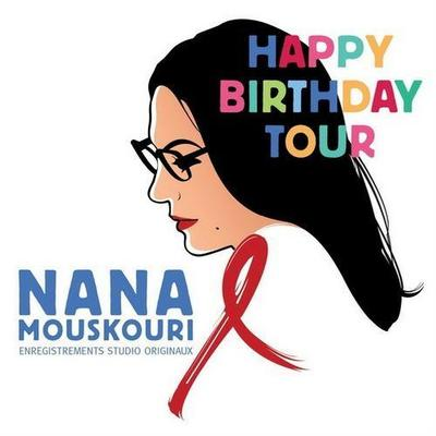 Nana Mouskouri - Happy Birthday Tour (2014) .mp3 - 320kbps