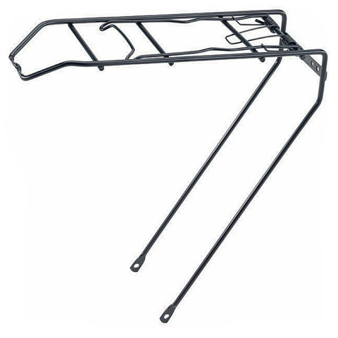 universal fahrrad gep cktr ger hinten 26 f r pletschersteg befestigung schwarz ebay. Black Bedroom Furniture Sets. Home Design Ideas