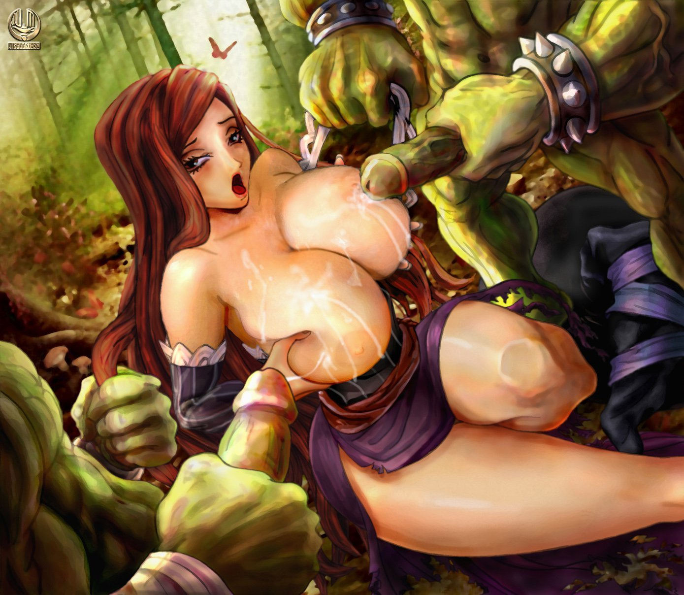 Sorceress sex exposed images