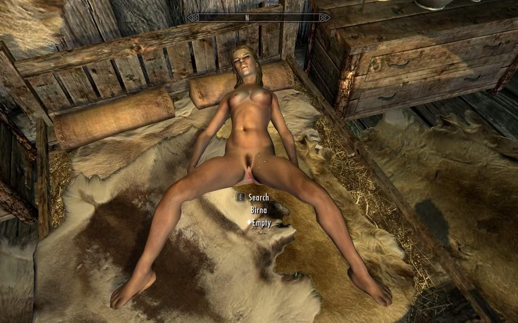 На на секс с скайрим npc мод скачать