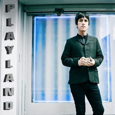 Johnny Marr - Playland (2014)