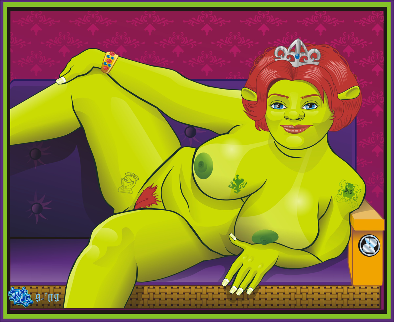 Shrek sex pic erotica movie