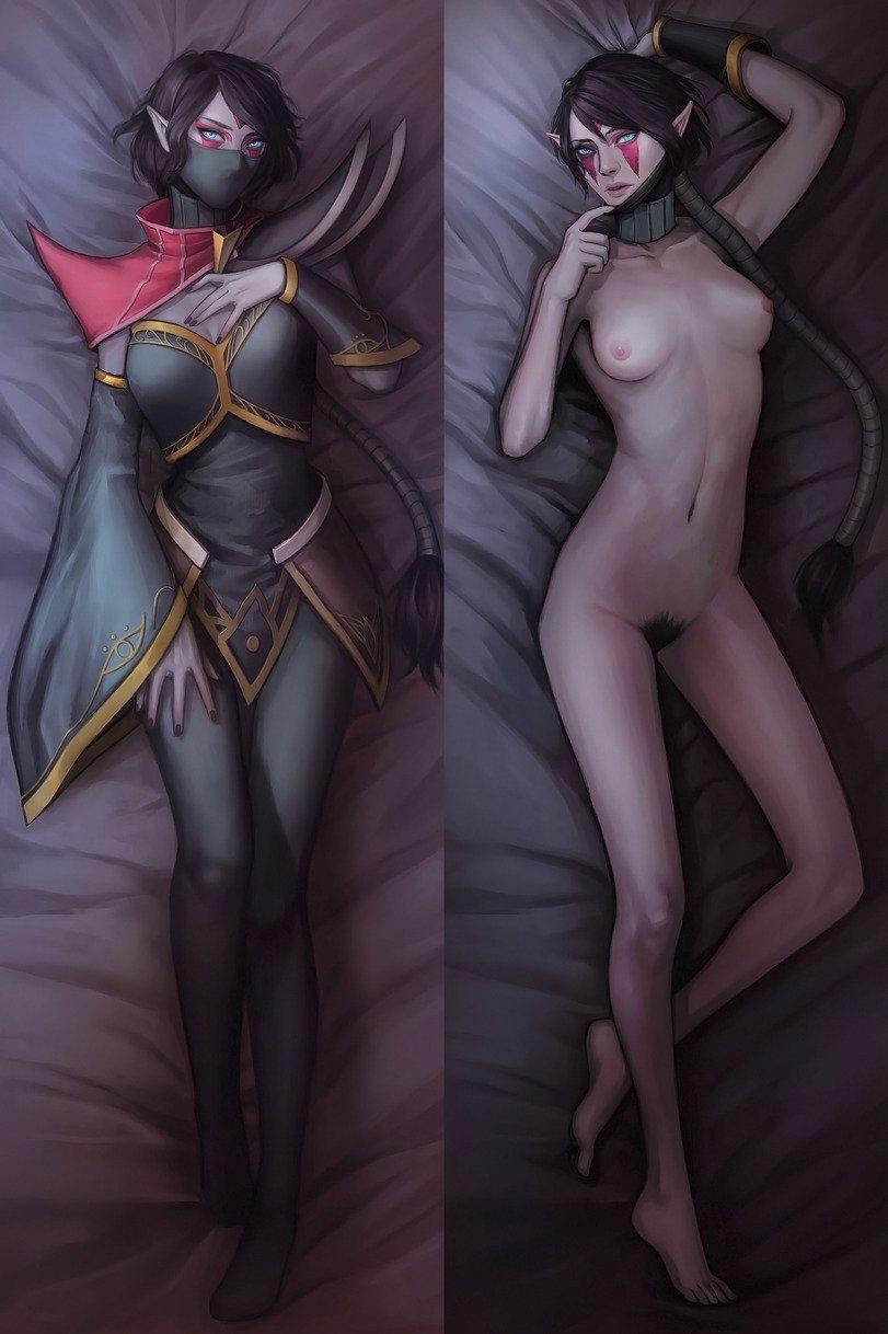 Dota 2 nude erotic erotic videos