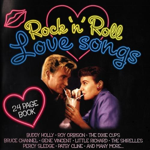 Rock N Roll Love Songs [3CD]
