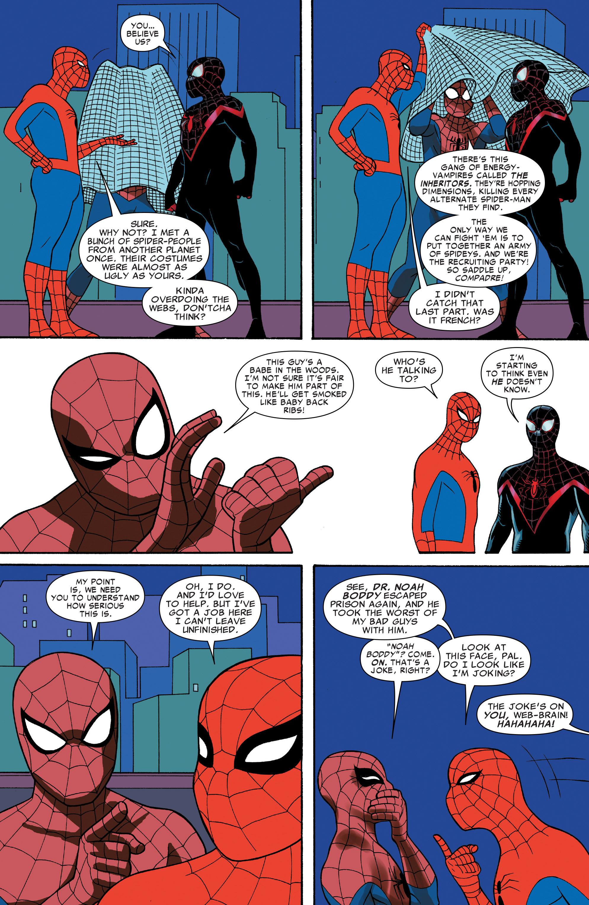 scans_daily   Spider-Verse Team-Up #2
