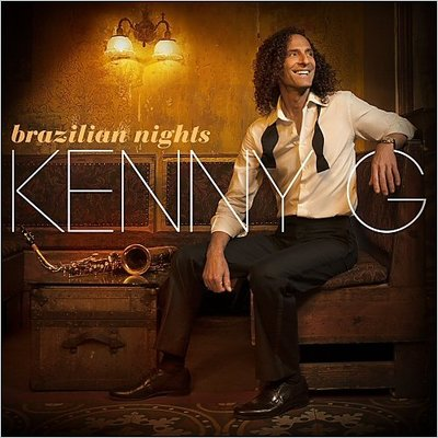 Kenny G - Brazilian Nights (Deluxe Edition) (2015).Mp3 - 320Kbps