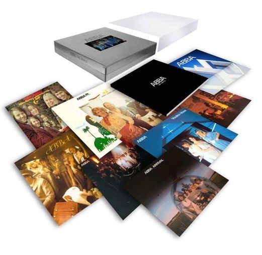 ABBA - The Vinyl Collection [Box Set] (2010)