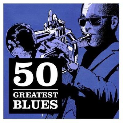 50 Greatest Blues [5 CD] (2015).Mp3 - 320Kbps