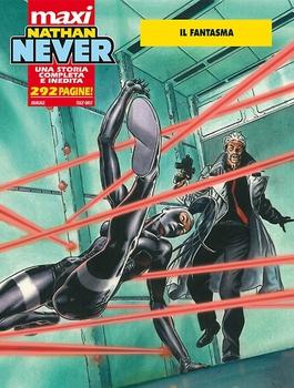 Maxi Nathan Never N° 11 - Il Fantasma (2015)