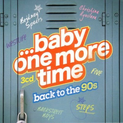 VA - Baby One More Time Back To The 90s [3CD] (2015) .mp3 - 320kbps