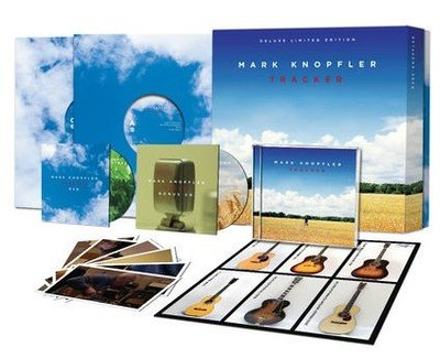 Mark Knopfler - Tracker (Super Deluxe Edition) [2CD](2015).Flac