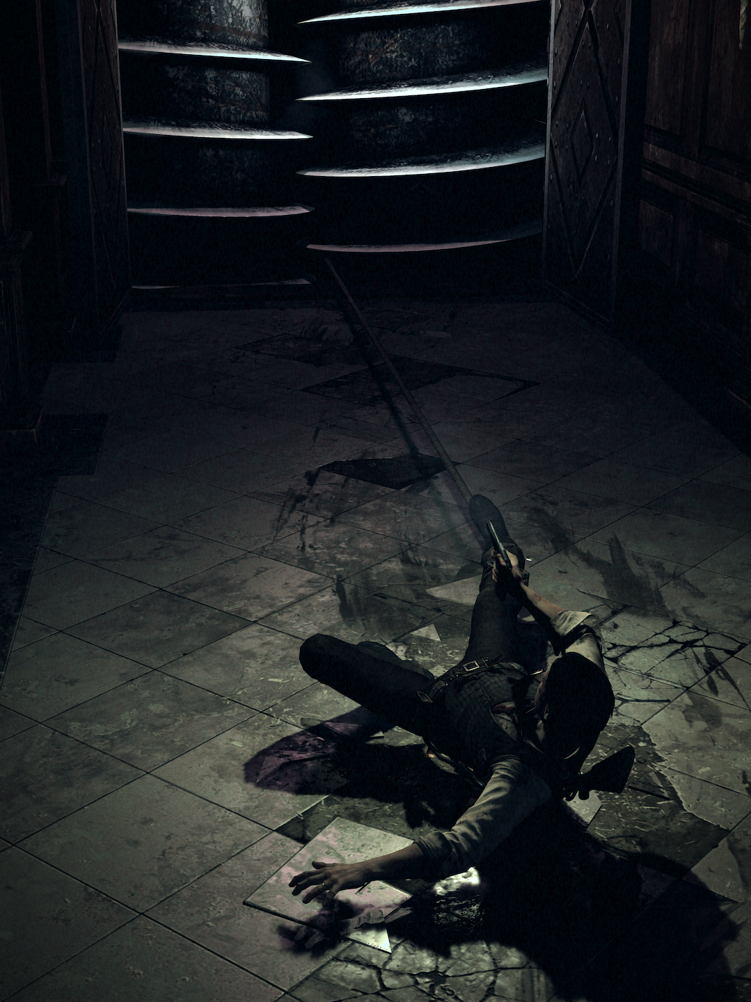 The Evil Within Screen 5