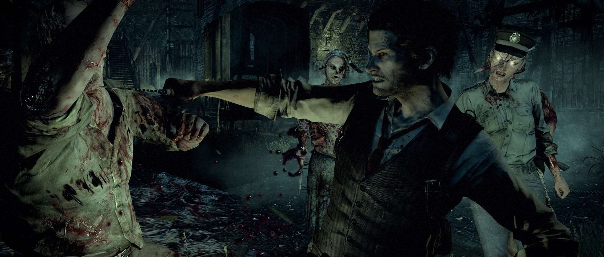 The EVil Within Screen 7