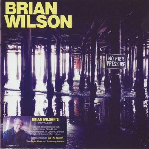 Brian Wilson - No Pier Pressure (2015)