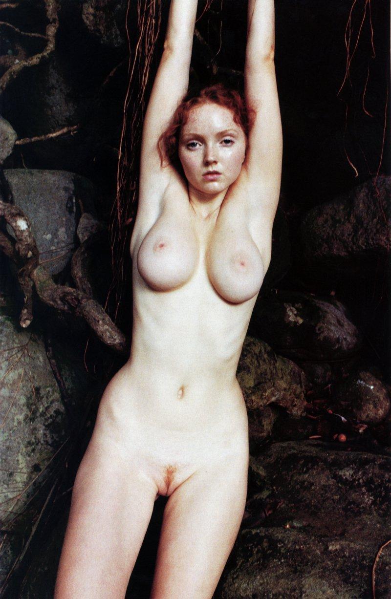 Christina cole голая