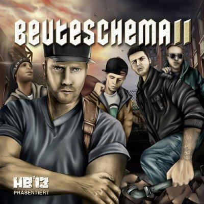Baba Saad, EstA und Punch Arogunz (HB13) - Beuteschema 2 (2015)