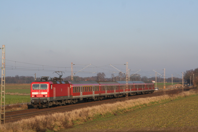 143 007-3 bei Burgdorf