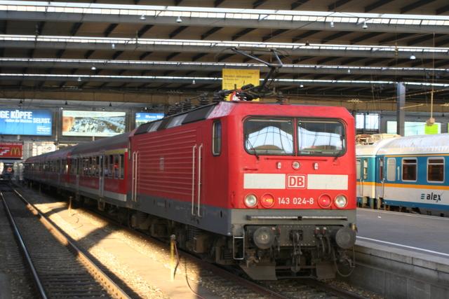 143 024-8 München Hbf