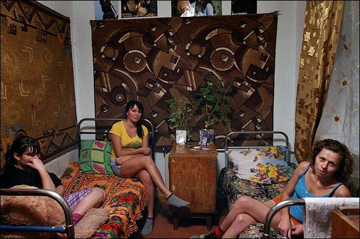 русские женские общаги фото