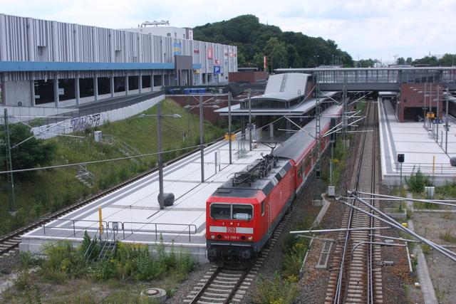 143 288-9 Ausfahrt Berlin Gesundbrunnen