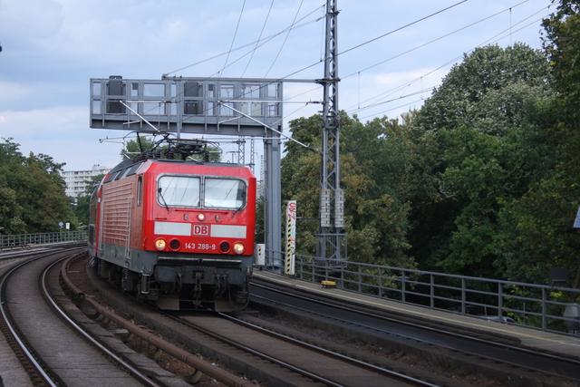 143 288-9 Berlin Tiergarten