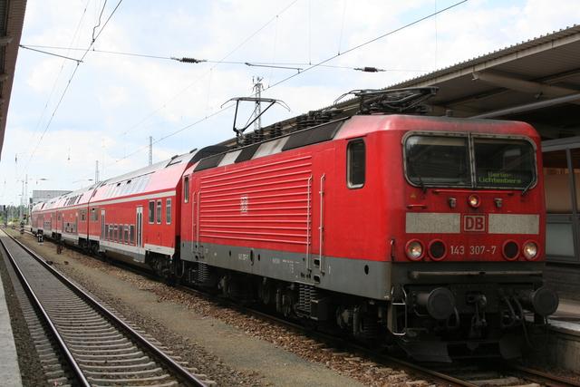 143 307-7 Berlin-Lichtenberg