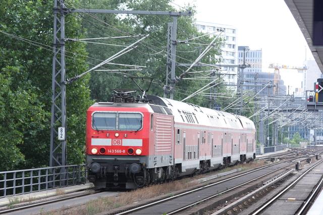 143 566-8 Berlin Tiergarten