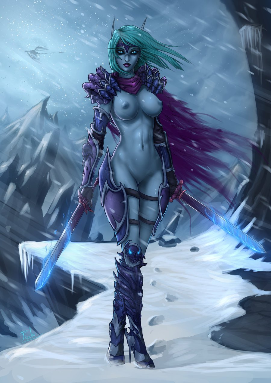 Death knight sex video adult images