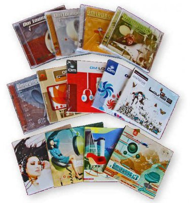 Om Lounge Collection [Box 13 Cd](1998-2013).Flac