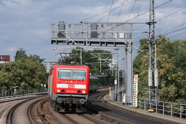 143 931-4 Berlin Tiergarten