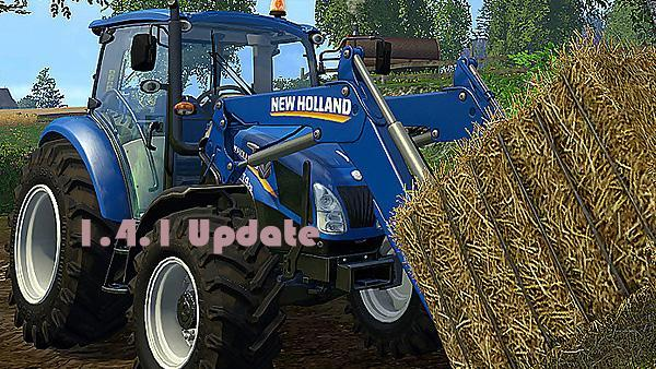 FARMING SIMULATOR 2015 – UPDATE 1.4.1