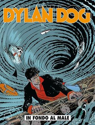 Dylan Dog 351 - In fondo al male (2015)