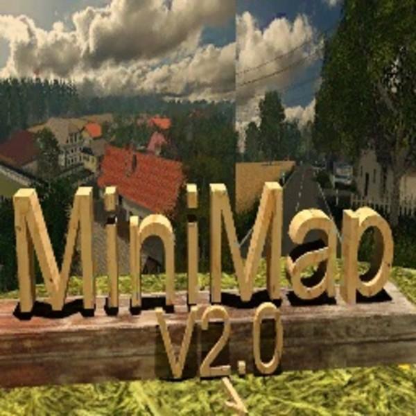 MINI MAP V 2.0.0