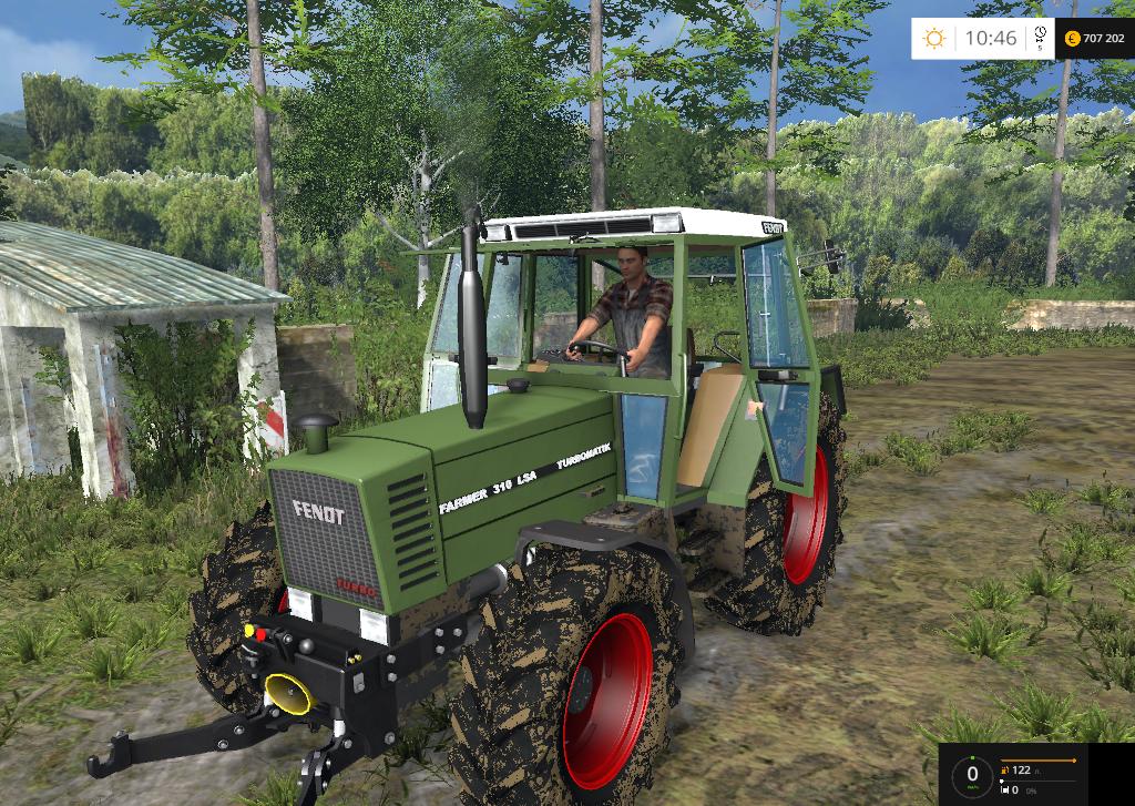 FENDT FARMER 310 LSA V 2.5