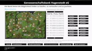 BANK OF HAGENSTEDT