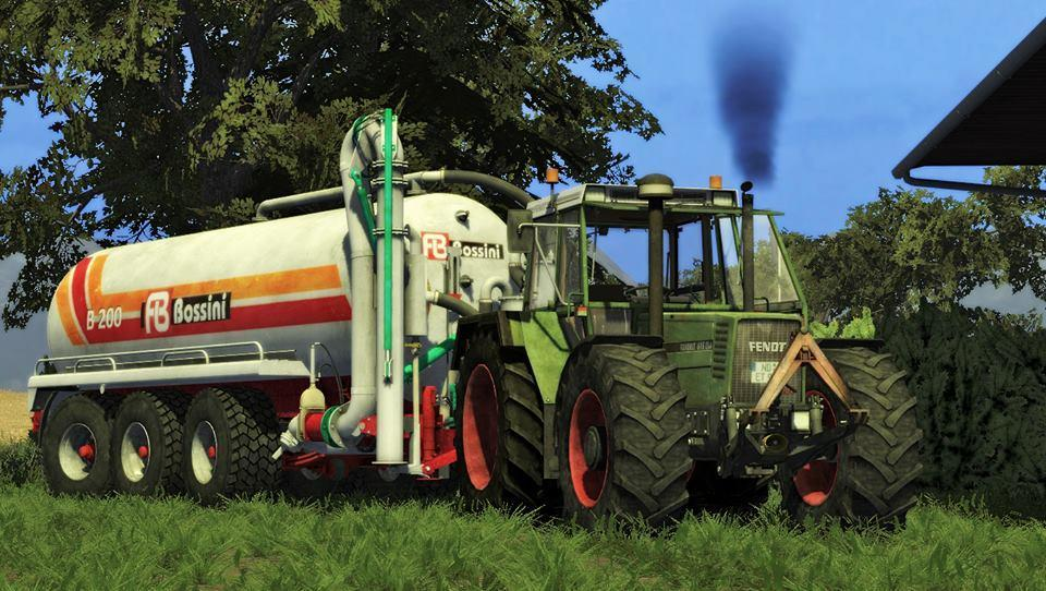 FENDT 615 FAVORIT LSA