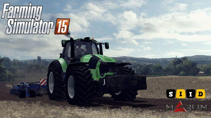 DEUTZ FAHR 9340 PUBLIC BETA