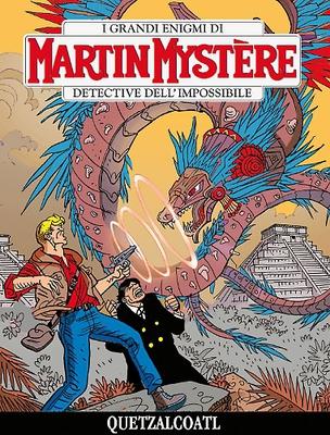 Martin Mystère 343 - Quetzalcoatl (2016)