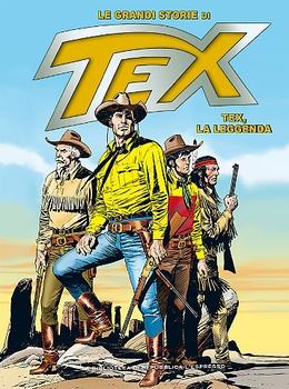 Le grandi storie di Tex 1 – Tex, la leggenda (2015)