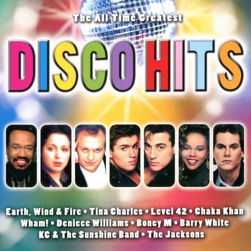 The All Time Greatest ~ Disco Hits (2001)