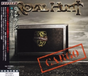 Royal Hunt – Cargo (Live) (2016) [Japanese Edition]