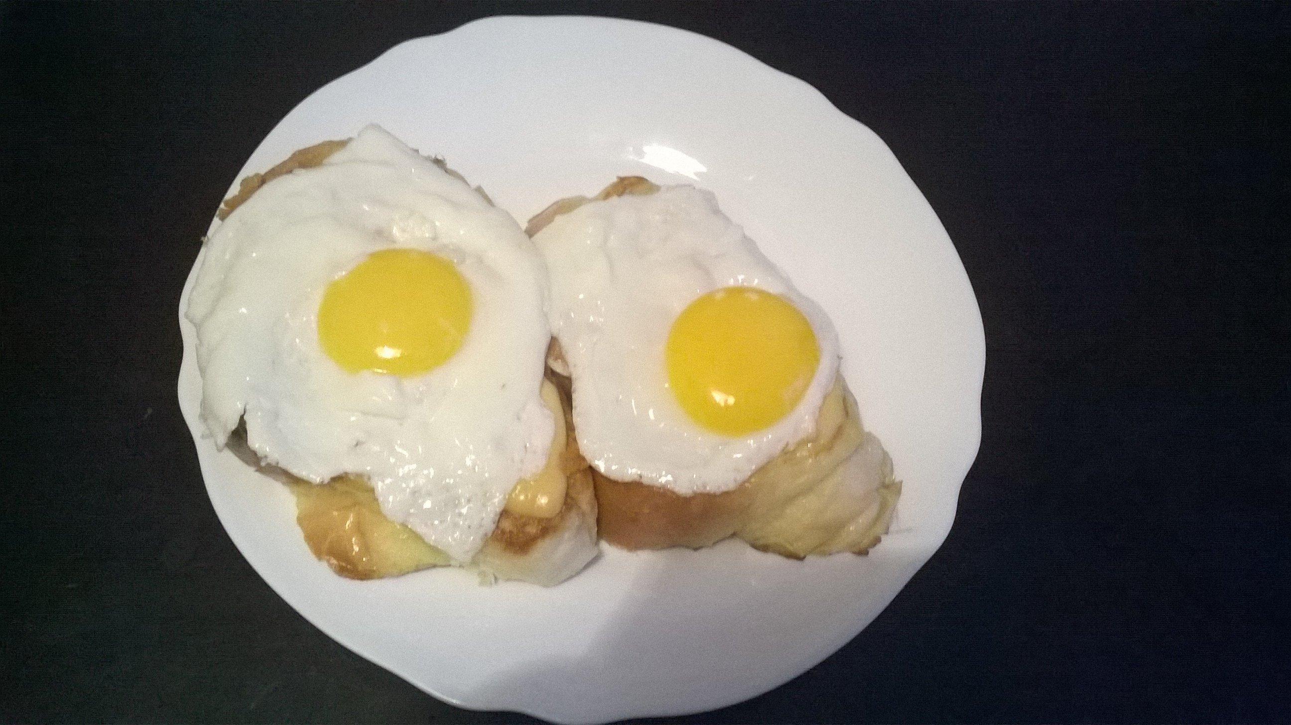 Как сделать гренки если нет яйца