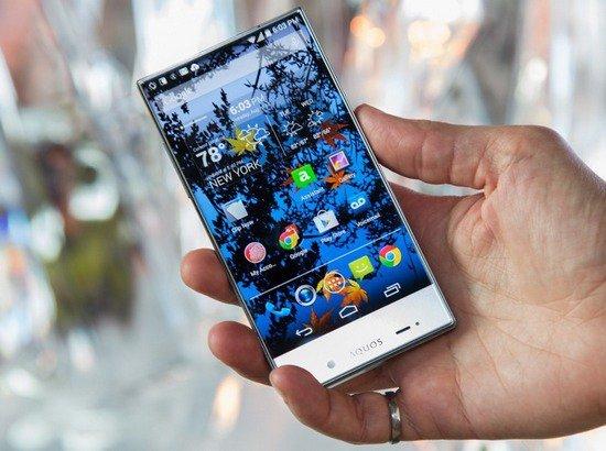 Фото самого новейшего телефона
