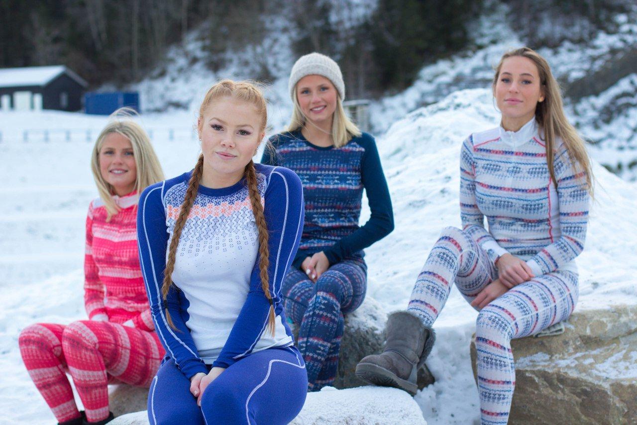 Девушки швеции и норвегии фото