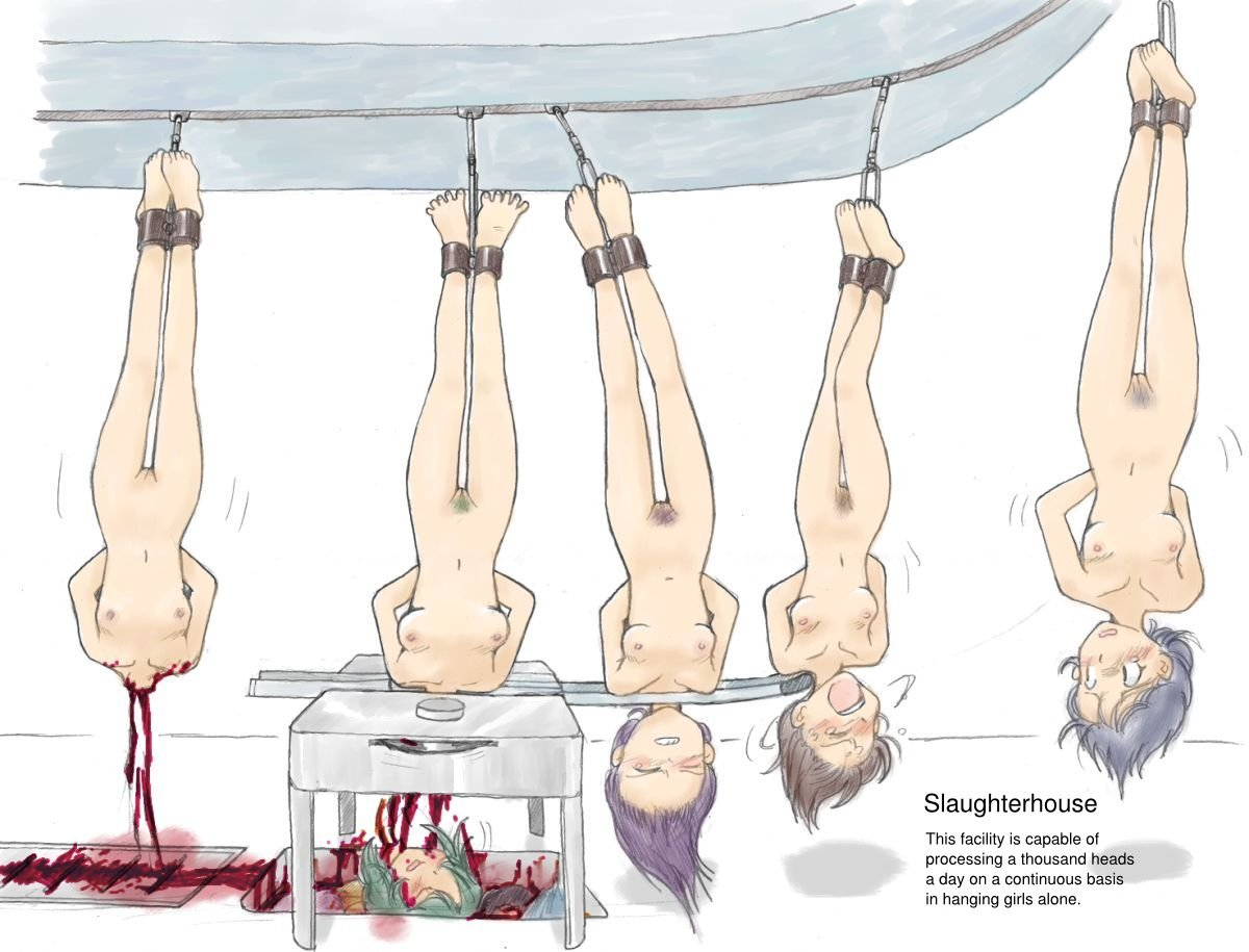 Hentai execution naked photo