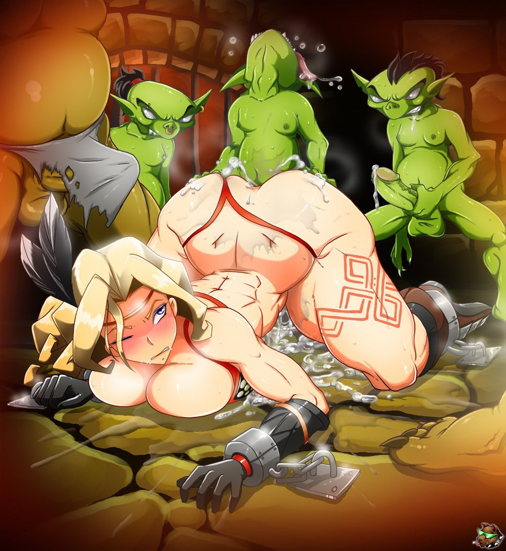 Hot sexy naked big tit orc cartoon  nackt videos