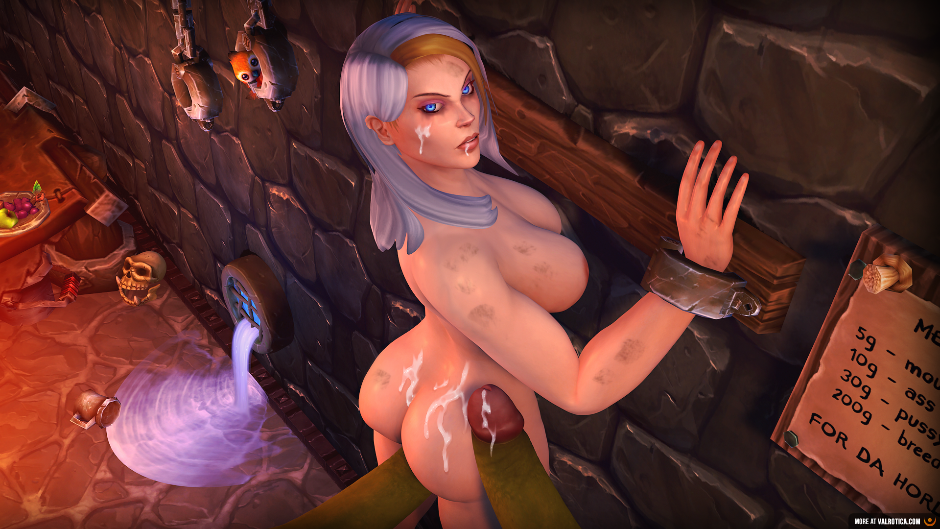 Dota xxx proudmoore exposed galleries